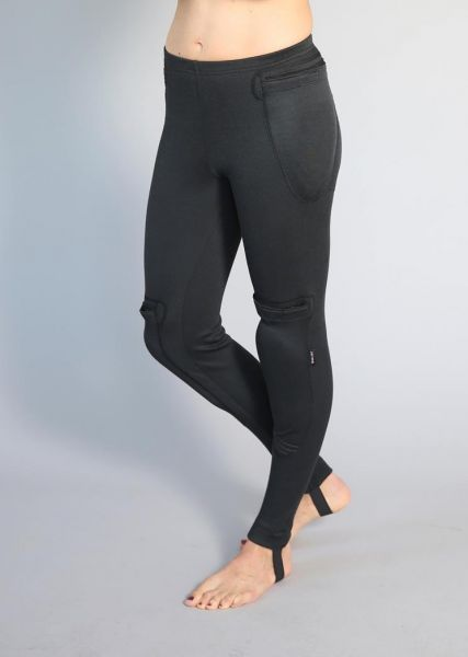 Abra-Guard - Touring LongJohns - BLACK-Edition [Slim]